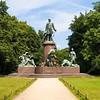 Памятник Бисмарку - Берлин, наше время
