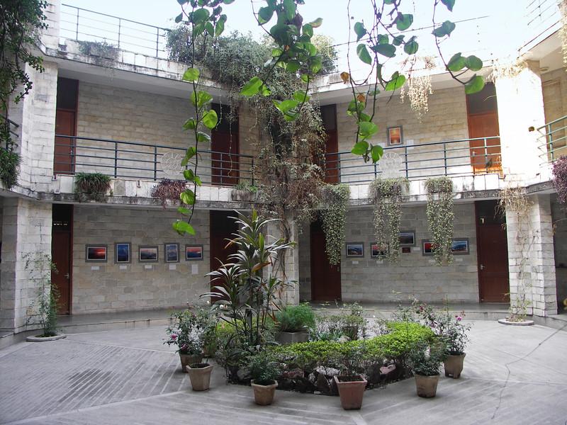 Sri Aurobindo Ashram Delhi — 2012 March / Ашраме Шри Ауробиндо в Дели — март 2012