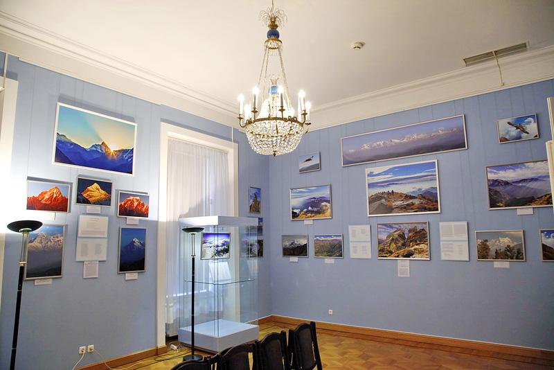 Зал Гималаев