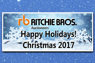 Ritchie Bros. Holiday Party - December 2, 2017