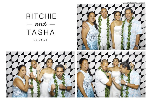 Ritchie & Tasha (Fusion Photo Booth)