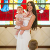 "New York, October 8, 2017 - Maria's Baptism at St. Catherine & George Greek Orthodox Church in Astoria, NY.   <a href=""http://www.naskaras.com"">http://www.naskaras.com</a>"