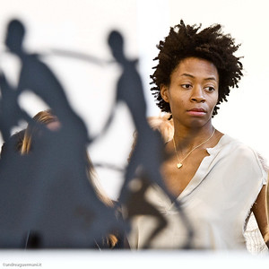 Portrait Art Kara Walker