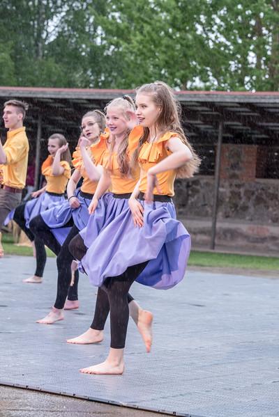 Tähtvere Tantsukeskuse kevadpidu 2017
