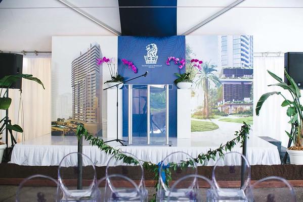 Ritz-Carlton Waikiki Groundbreaking (Event Photos)