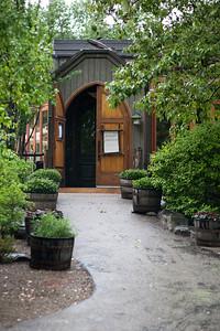 River Café Entrance