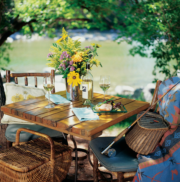 River Café Lunch on the Lagoon
