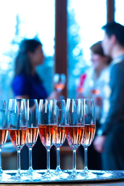 River Café Rosé Bubbles