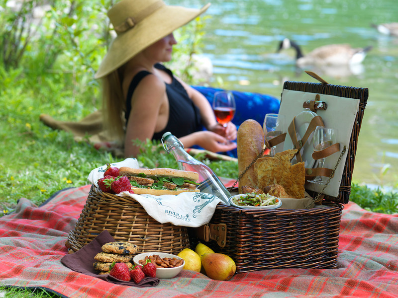River Café Picnic on the Lagoon