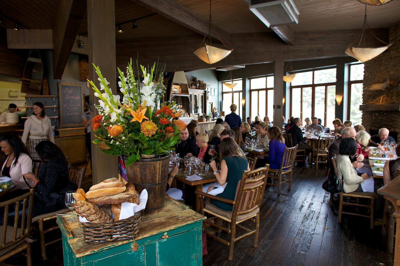 River Café, Dining Room
