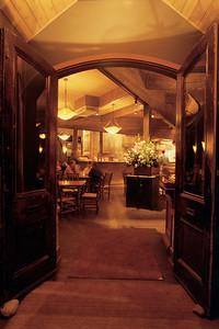 River Café Vestibule