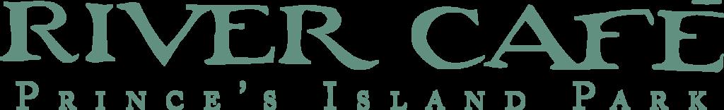 River Café  Logo Transparent Green