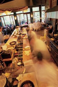 River Café Busy Kitchen
