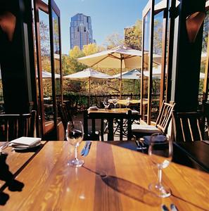 River Café View to the Patio