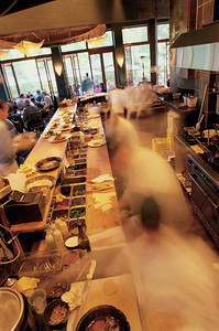 River Café Busy Kitchen