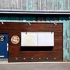 Amber Cabs office and the Big Mug Coffee Stall