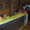 Angus's new Pop-up Bar