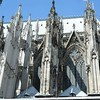 Nice example of flying buttresses.