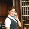 Met by Katalain, one of the desk clerks.  They would check us out and back in every time we left the boat.