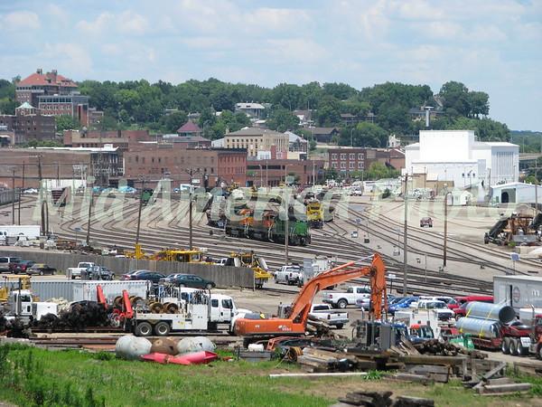 BNSF Railyard