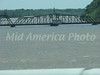 BNSF bridge over Mississippi River near Burlington