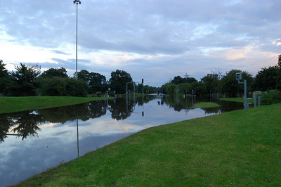 Loddon Bridge Roundabout (3)