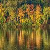 KM Fox River 32 - 1000 Islands Fall Reflected