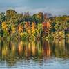KM Fox River 3 -1000 Islands in Fall