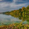KM Fox River Pix 1050 - Little Kaukauna Canal Fall