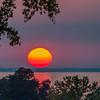 KM Sunset-4 - Lake Winnebago Sunset