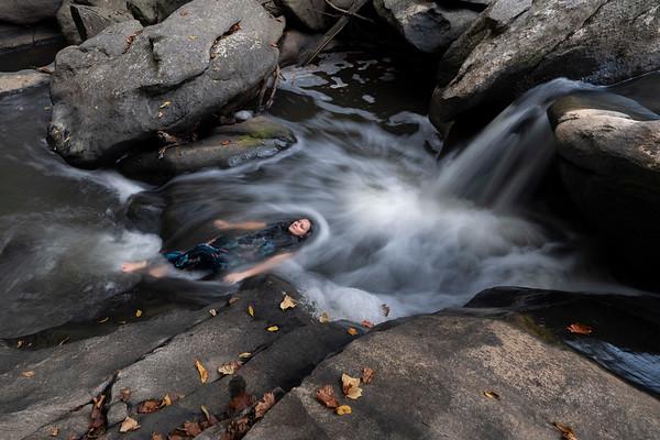 alana and jackie river