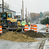 Recent construction on River Street in Fitchburg. SENTINEL & ENTERPRISE / Ashley Green
