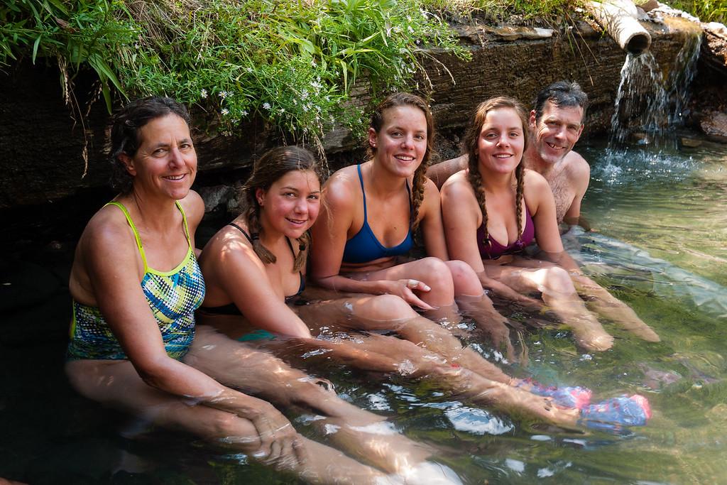 Loon Creek Hot Springs
