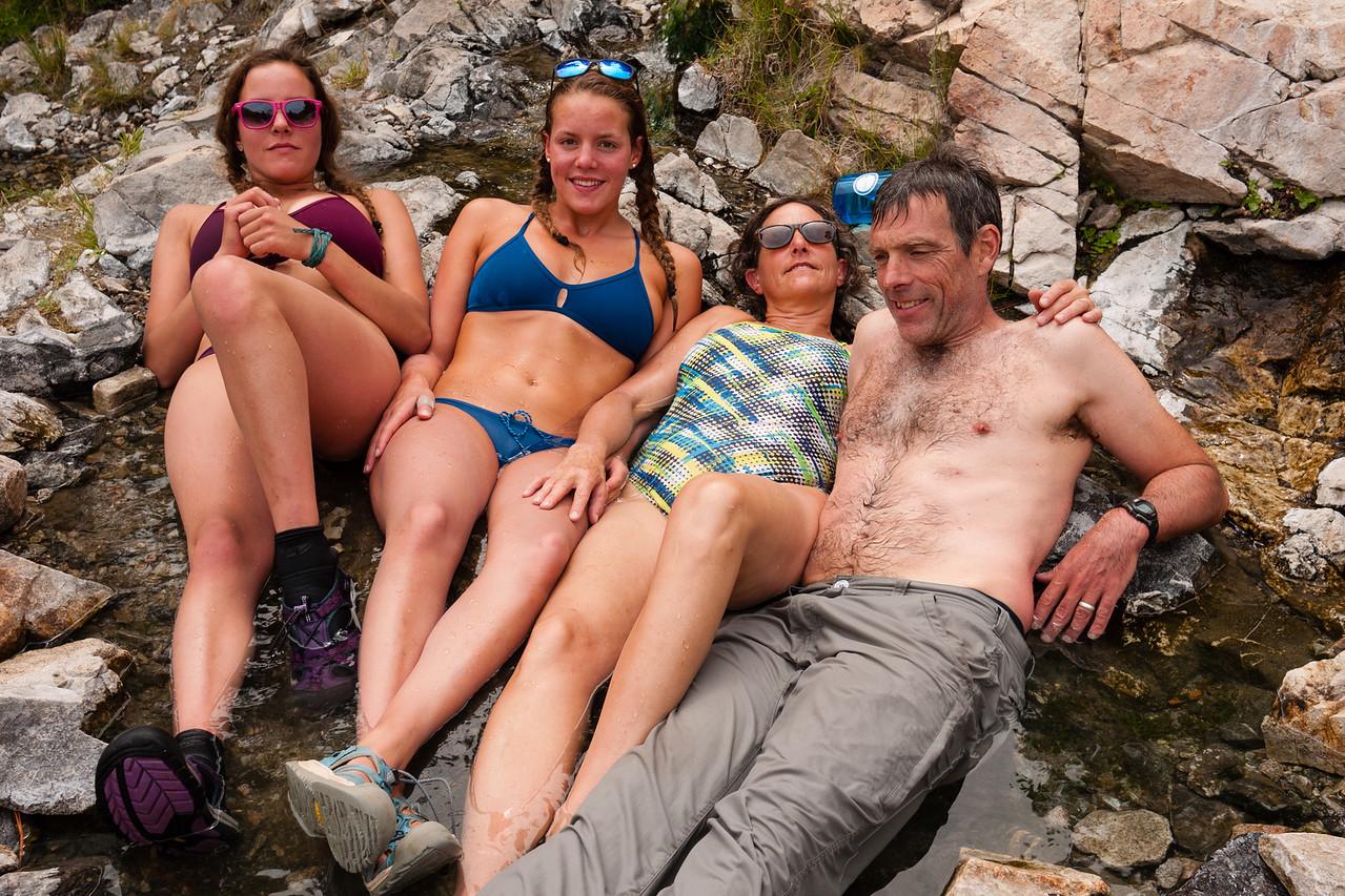 Sunflower Hot Springs