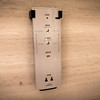 Toto smart toilets feature a remote control. ©2016 Ralph Grizzle