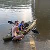 Kids and the Kayak '10