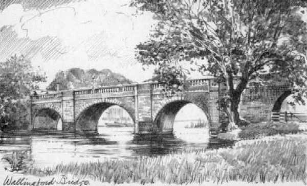 <font size=3><u> - Wallingford Bridge - </u></font>(BS0113)