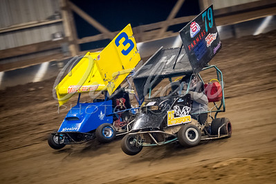River Arena Speedway - Outlaw Karts