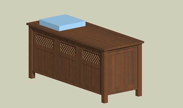 Mike Stereo Console