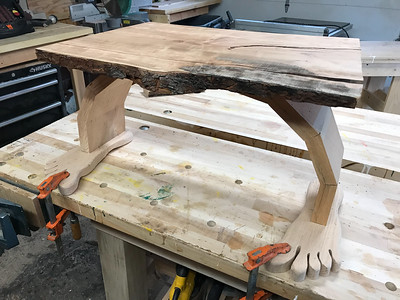 Two Foot Bench