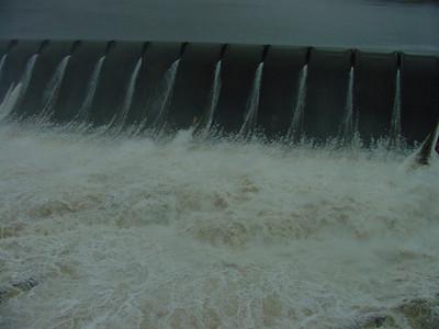 Thurlow Dam, Tallapoosa River, Tallassee, AL