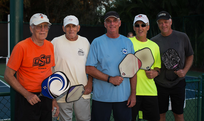 Pickleball Players