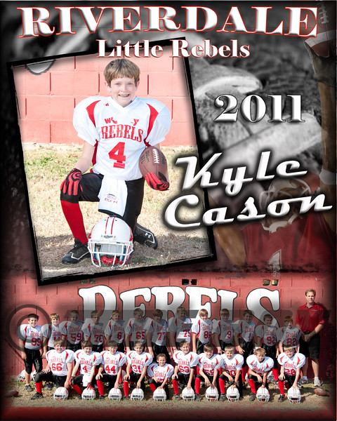 Kyle Cason Memory Mate 2011