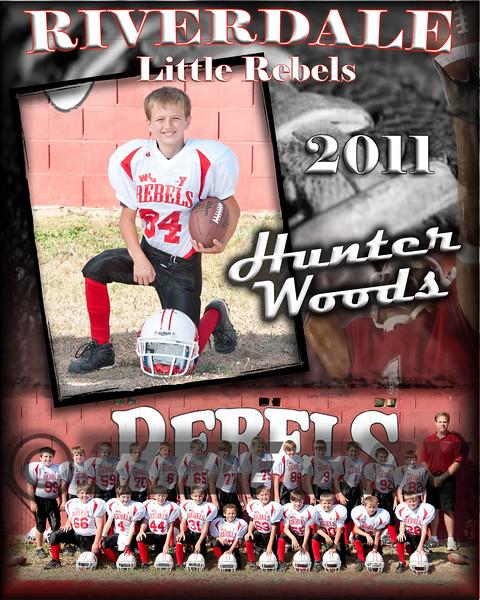 Hunter Woods Memory Mate 2011