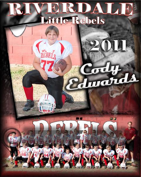 Cody Edwards Memory Mate 2011