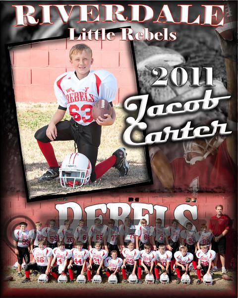 Jacob Carter Memory Mate 2011
