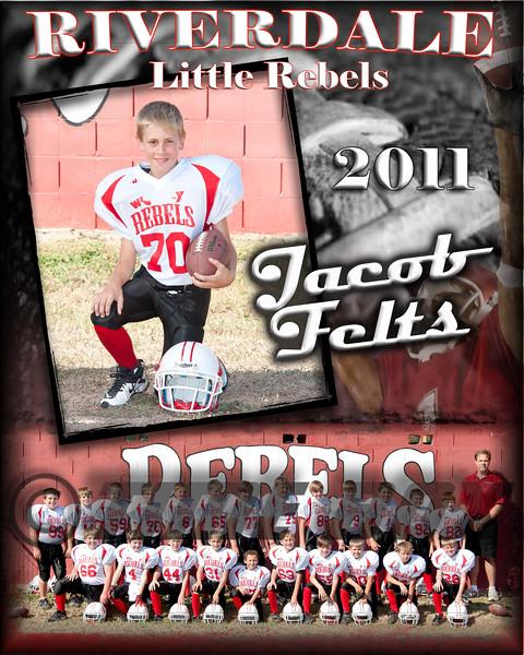 Jacob Felts Memory Mate 2011