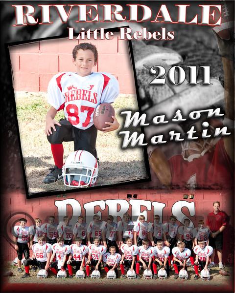 Mason Martin Memory Mate 2011