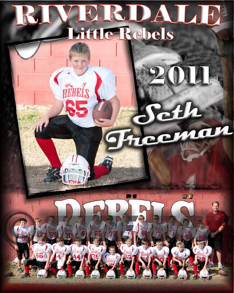 Seth Freeman Memory Mate 2011