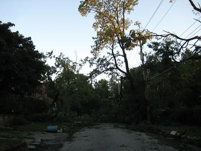 Riverdale, Bronx Tornado 2010